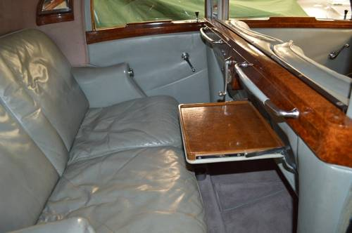 1935 Rolls-Royce 20/25 HP James Young Bromley Sports Saloon For Sale (picture 4 of 4)