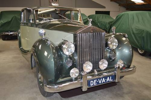 1949 Rolls-Royce Silver Wraith / James Young For Sale (picture 1 of 4)