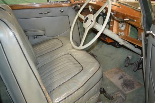 1949 Rolls-Royce Silver Wraith / James Young For Sale (picture 3 of 4)