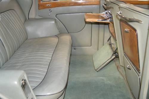 1949 Rolls-Royce Silver Wraith / James Young For Sale (picture 4 of 4)