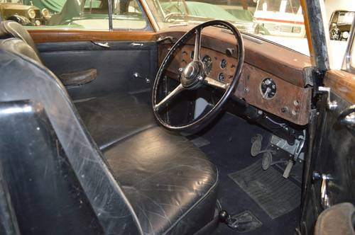 1951 Rolls-Royce Silver Wraith / H.J. Mulliner For Sale (picture 3 of 4)