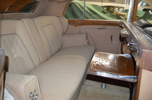 1951 Rolls-Royce Silver Wraith / H.J. Mulliner For Sale (picture 4 of 4)