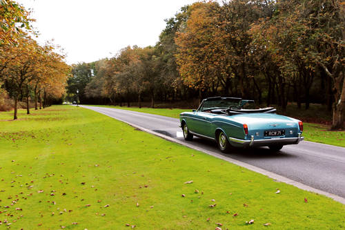 1967 Rolls Royce Corniche Convertible for Self Drive Hire For Hire (picture 2 of 6)