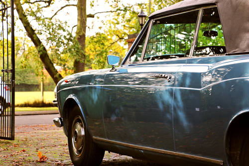 1967 Rolls Royce Corniche Convertible for Self Drive Hire For Hire (picture 6 of 6)