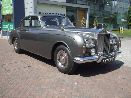 1964 Rolls Royce Silver Cloud III Continental by James Young For Sale (picture 1 of 6)