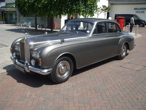 1964 Rolls Royce Silver Cloud III Continental by James Young For Sale (picture 2 of 6)