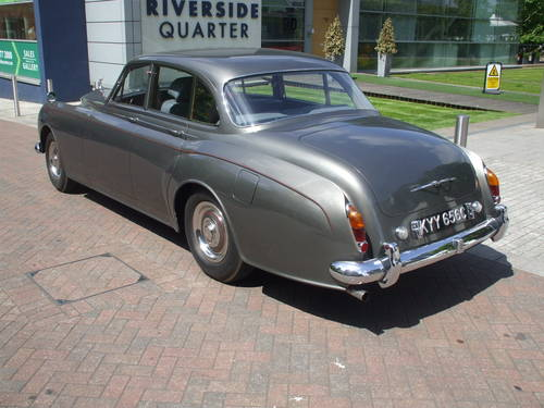 1964 Rolls Royce Silver Cloud III Continental by James Young For Sale (picture 4 of 6)