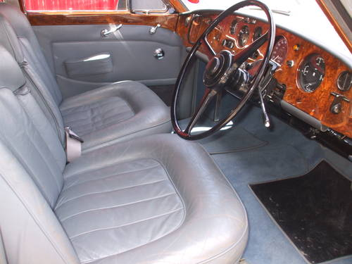1964 Rolls Royce Silver Cloud III Continental by James Young For Sale (picture 6 of 6)