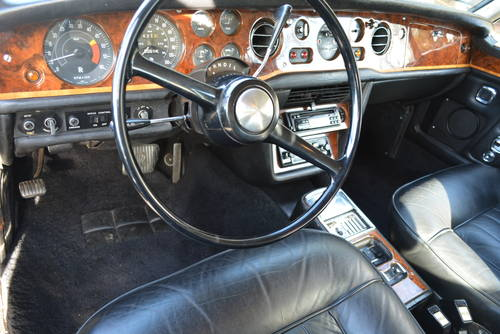 1976 Rolls Royce Corniche Coupe LHD For Sale (picture 1 of 2)