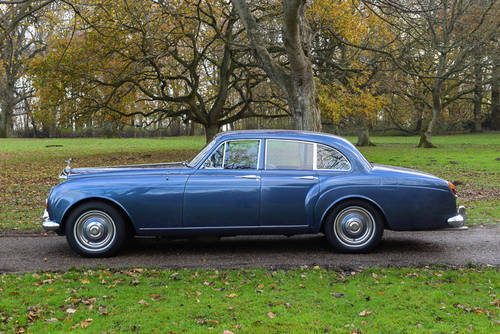 1965 – Rolls Royce Silver Cloud III – Flying Spur 4Door SOLD (picture 1 of 6)