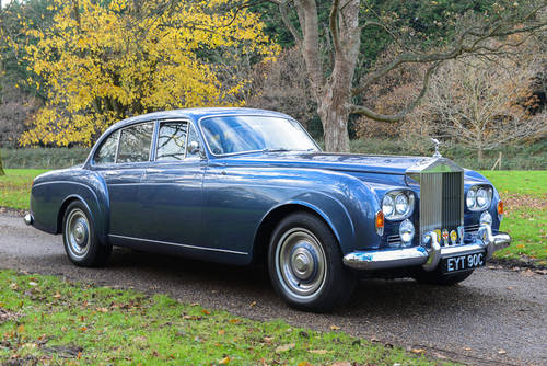 1965 – Rolls Royce Silver Cloud III – Flying Spur 4Door SOLD (picture 5 of 6)