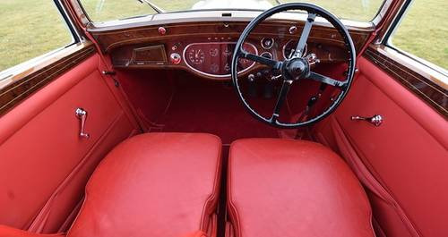 1934 Rolls Royce 20/25 Gurney Nutting Sedanca Coupe  For Sale (picture 4 of 6)