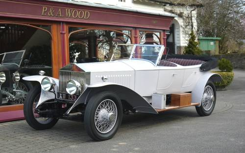 Rolls-Royce Phantom I 1925 Open Tourer by S. Penny For Sale (picture 1 of 3)