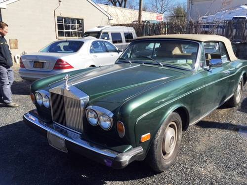 1983 Rolls-Royce Corniche Convertible For Sale (picture 2 of 5)