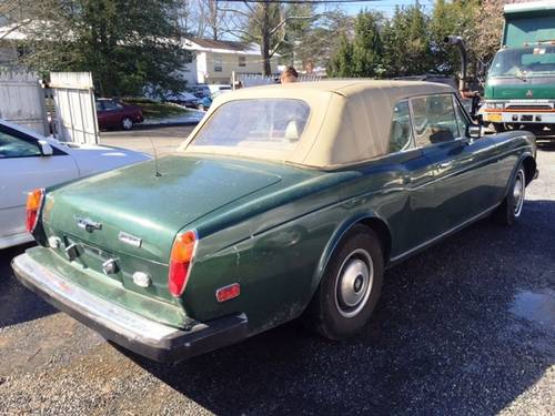 1983 Rolls-Royce Corniche Convertible For Sale (picture 3 of 5)