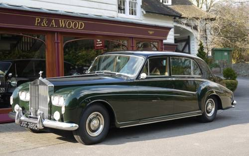 Rolls-Royce Phantom V 1965 Touring Limousine by James Young For Sale (picture 1 of 3)