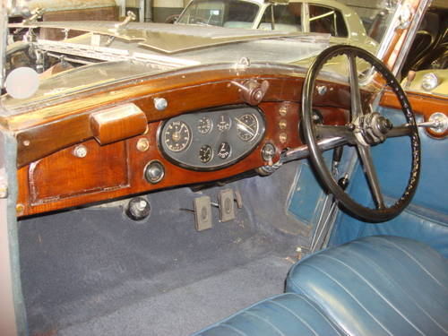 1933 Rolls Royce 20/25 Drophead Coupe by James Young For Sale (picture 4 of 6)