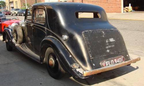 1939 Rolls Royce Wraith Sedanca de Ville by Hooper (1of492) For Sale (picture 3 of 6)