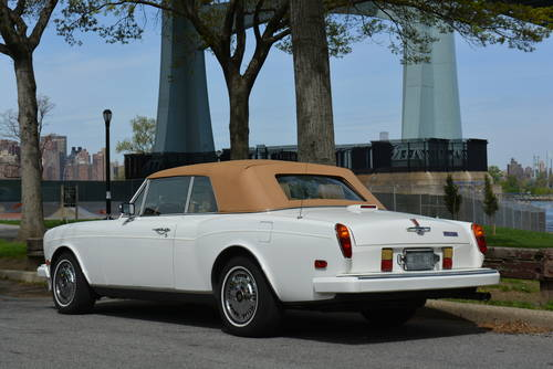 1995 Rolls-Royce Corniche S For Sale (picture 2 of 5)