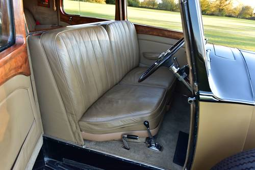 1938 Rolls RoycePhantom III Sedanca by H.J. Mulliner. For Sale (picture 4 of 6)