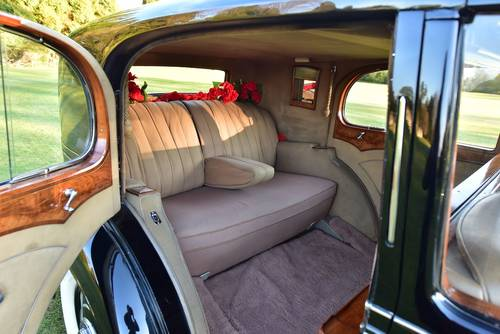 1938 Rolls RoycePhantom III Sedanca by H.J. Mulliner. For Sale (picture 5 of 6)