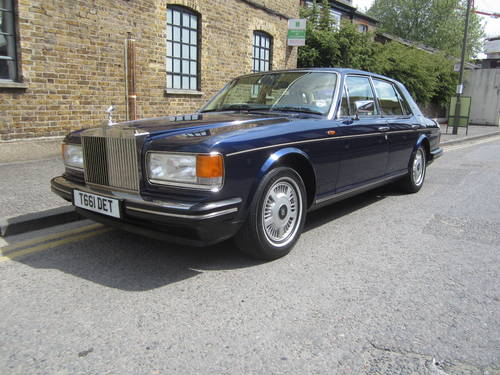 1994 Rolls Royce Silver Spirit III For Sale (picture 1 of 6)