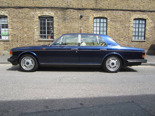 1994 Rolls Royce Silver Spirit III For Sale (picture 2 of 6)