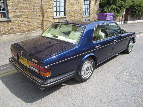 1994 Rolls Royce Silver Spirit III For Sale (picture 3 of 6)