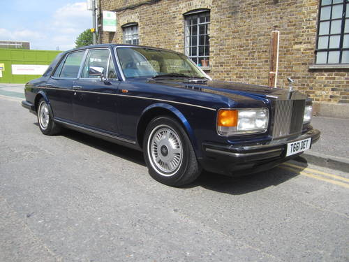 1994 Rolls Royce Silver Spirit III For Sale (picture 4 of 6)