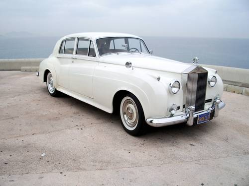 1959 ROLLS ROYCE SILVER CLOUD I For Sale (picture 1 of 6)