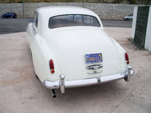 1959 ROLLS ROYCE SILVER CLOUD I For Sale (picture 3 of 6)
