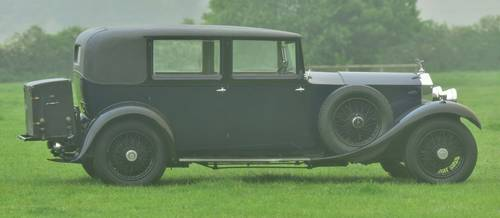 1931 Rolls Royce 20/25 Park Ward Saloon For Sale (picture 4 of 6)