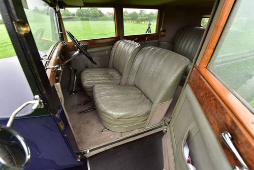 1931 Rolls Royce 20/25 Park Ward Saloon For Sale (picture 6 of 6)