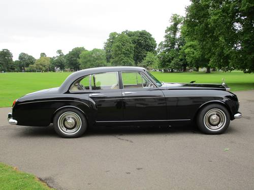 1965 Rolls Royce Silver Cloud III Sports Saloon For Sale (picture 1 of 1)