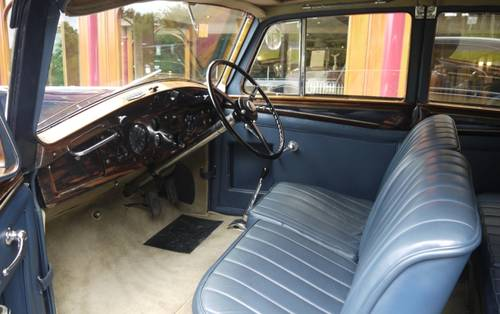 Rolls-Royce Phantom III 1936 Pillarless Saloon by Binder For Sale (picture 3 of 3)