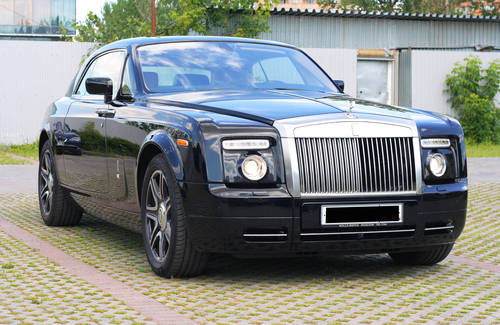 Rolls-Royce Phantom Coupe LHD 2009 25k Kilometers  For Sale (picture 1 of 6)