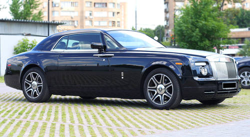 Rolls-Royce Phantom Coupe LHD 2009 25k Kilometers  For Sale (picture 2 of 6)
