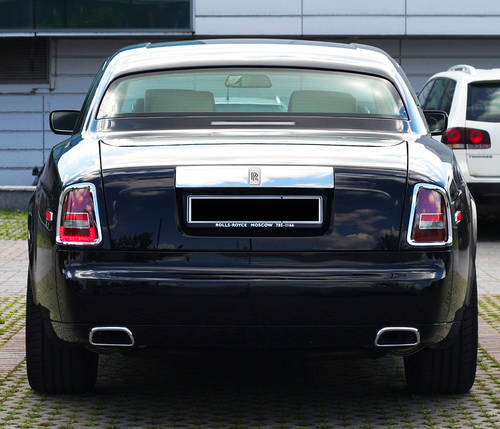 Rolls-Royce Phantom Coupe LHD 2009 25k Kilometers  For Sale (picture 3 of 6)
