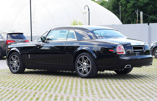 Rolls-Royce Phantom Coupe LHD 2009 25k Kilometers  For Sale (picture 4 of 6)