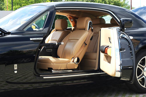 Rolls-Royce Phantom Coupe LHD 2009 25k Kilometers  For Sale (picture 6 of 6)