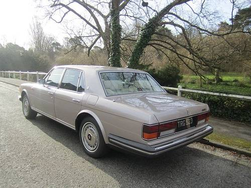1990 ROLLS-ROYCE SILVER SPIRIT II For Sale (picture 3 of 6)