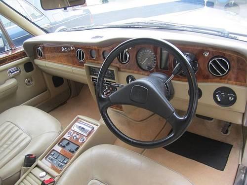 1990 ROLLS-ROYCE SILVER SPIRIT II For Sale (picture 4 of 6)