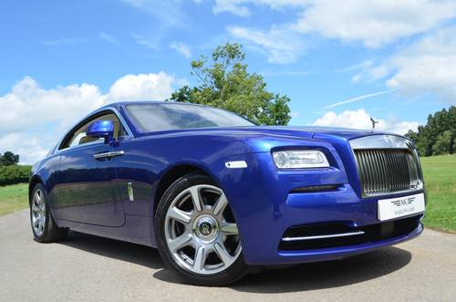2014 ROLLS-ROYCE WRAITH For Sale (picture 1 of 6)