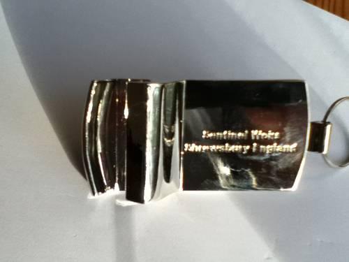 1950 Sentinel Diesel Lorries key rings For Sale (picture 2 of 2)