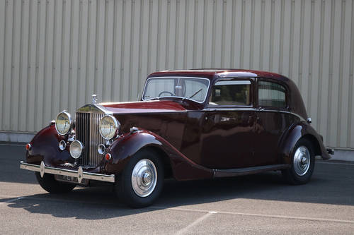 1939 Rolls Royce Wraith Park Ward Saloon For Sale (picture 1 of 6)