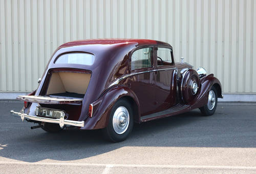 1939 Rolls Royce Wraith Park Ward Saloon For Sale (picture 2 of 6)