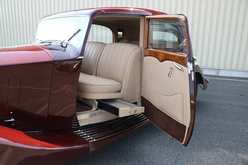 1939 Rolls Royce Wraith Park Ward Saloon For Sale (picture 3 of 6)