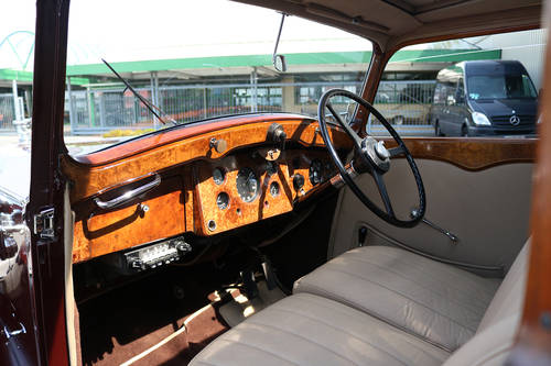 1939 Rolls Royce Wraith Park Ward Saloon For Sale (picture 4 of 6)