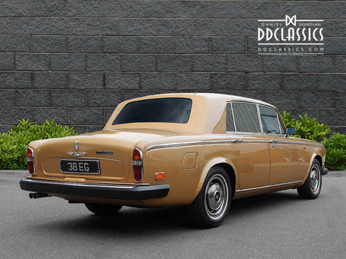 1977 Rolls-Royce Silver Wraith II LHD SOLD (picture 2 of 6)