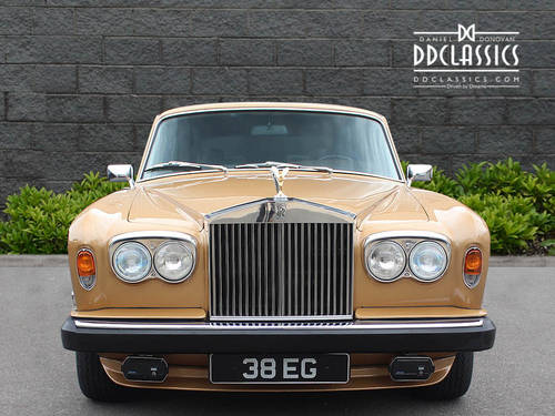 1977 Rolls-Royce Silver Wraith II LHD SOLD (picture 3 of 6)